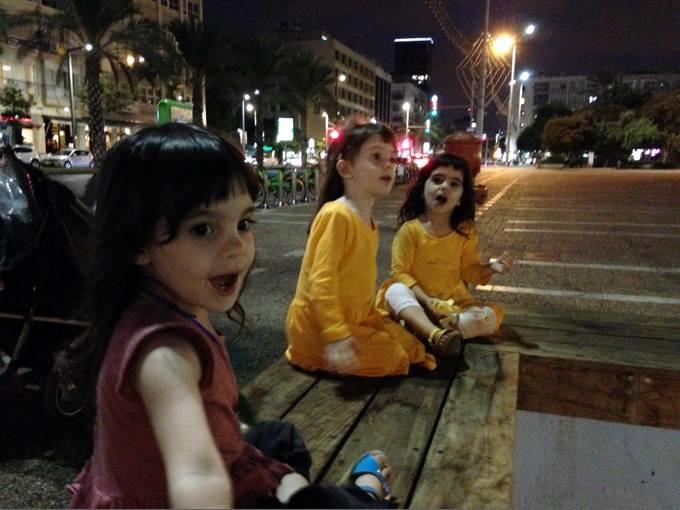 ילדות ללא הפסקה בעיר ללא הפסקה