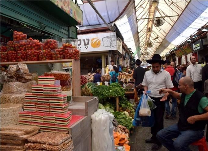 תל-אביבים בירושלים