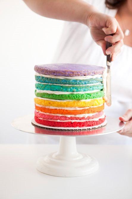 העוגה הדוגמנית הגיעה מכאן...