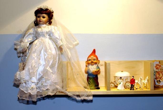 אומנות השגרה - החתונה הביתית שלי