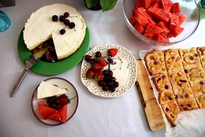העוגת גבינה של אורנה ואלה...