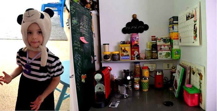 ממש כמו אצל גולדה, חדר המבצעים הוא המטבחון!